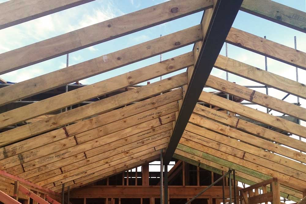 Structural Steel Ridge Beams Ezed